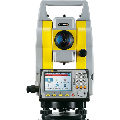 GeoMax Zoom35 Pro Total Station