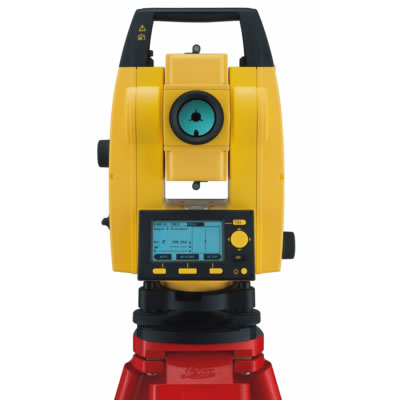 Leica Builder 200 Total Station