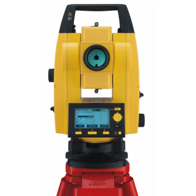 Leica Builder 300 Total Station