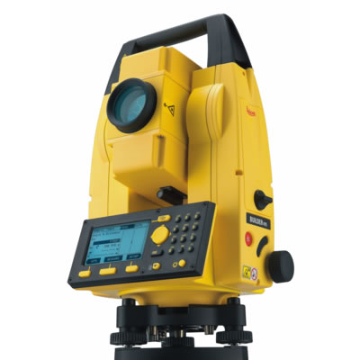 Leica Builder 400 Total Station